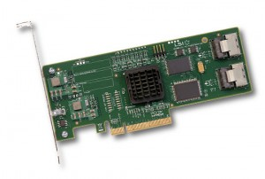 Host Bus Adapter LSI SAS 3081E-R-large image